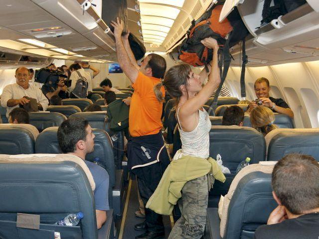 Qu llevar en mi equipaje de mano - Vueling medidas maleta cabina ...